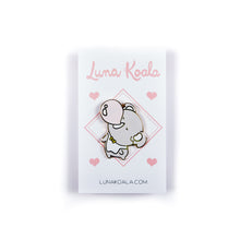 There Is No Way But Up Enamel Pin - Luna Koala
