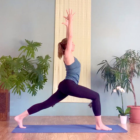 Yoga for Stability + Calm