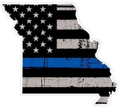 Missouri Law Enforcement Back The Blue
