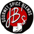 JB's Gourmet Spice Blends BBQ Rubs & Seasonings Logo