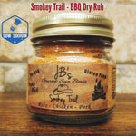 Smokey Trail - BBQ Dry Rub - JB's Gourmet Spice Blends