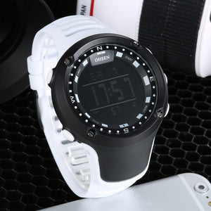 Mens 50M Waterproof Military Sports Design Wrist Watch - The Deal Finder