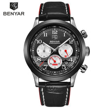 Mens Chronograph Military Watch