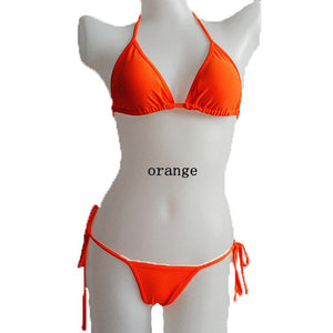 MANYIER Brazilian Multi-colour Bikini (Popular) - The Deal Finder