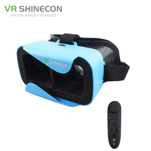VR Shinecon 3.0 3D Headset for 4.5-6 inch Phone - The Deal Finder
