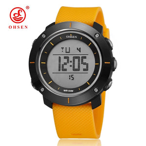 Top Selling OHSEN Digital Men's Wrist Watch - The Deal Finder