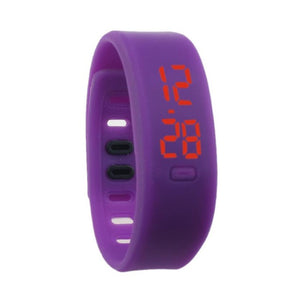 Rubber LED Digital Sports Bracelet - The Deal Finder