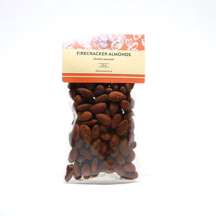 Firecracker Almonds