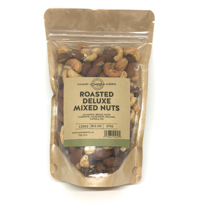 Roasted Deluxe Mixed Nuts