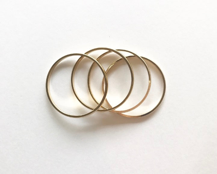 Gold Dipped Bangles
