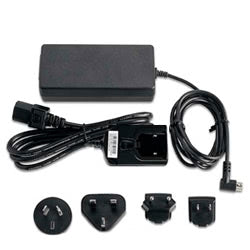 AC adapter with International plugs (GPSMAP 696/695)
