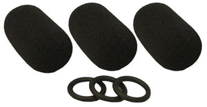 Small Muff w/ O-Ring (3 Pack)