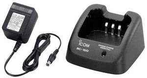 BC-160 Rapid Battery Charger + Power Adapter