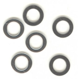 AN960C FLAT STAINLESS WASHERS 3/8