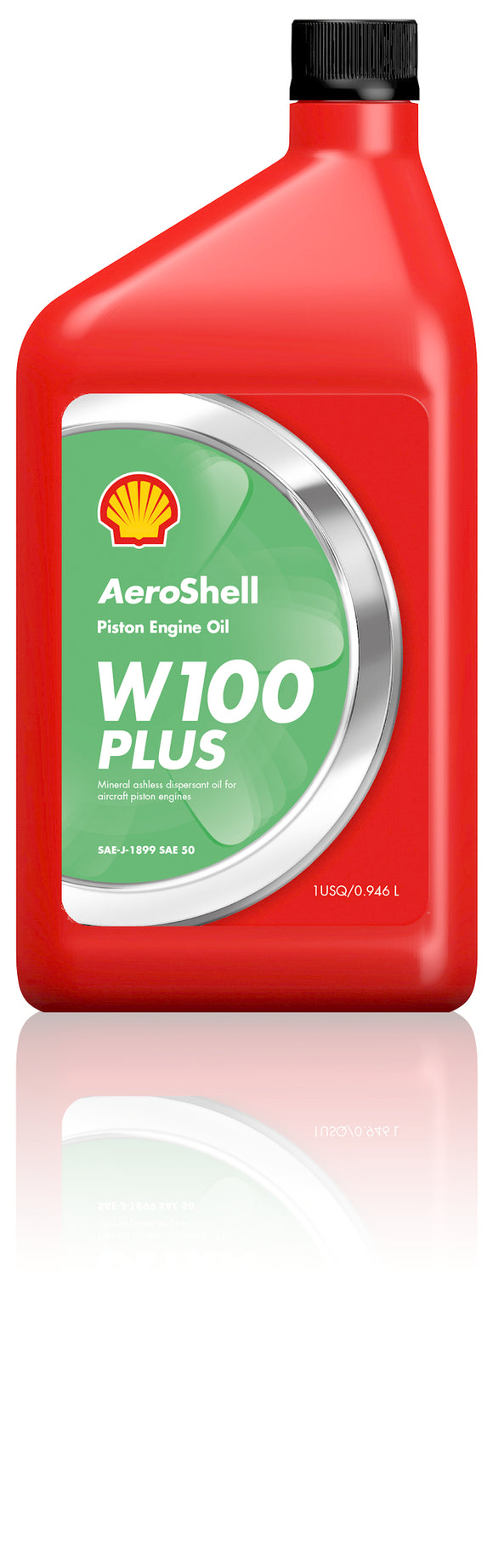 W100 Plus SAE 50 Piston Oil