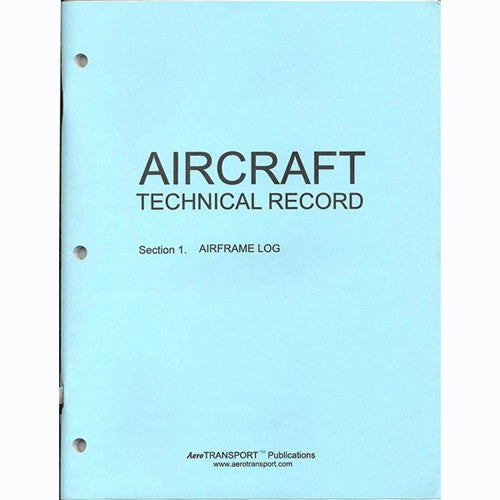 Airframe Tech Log