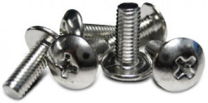 AN526 MACHINE SCREWS (10-32 X 3/4)