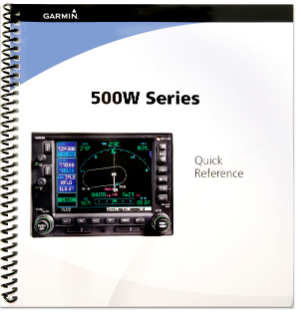 GNS 500W series quick reference guide