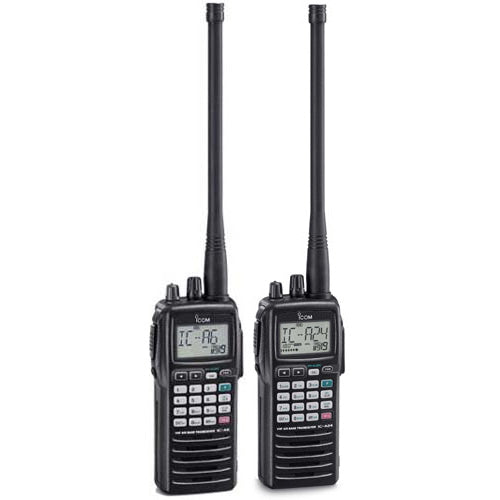 IC-A14 VHF Air band handheld transceiver