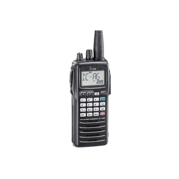 IC-A6 VHF Air band handheld transceiver
