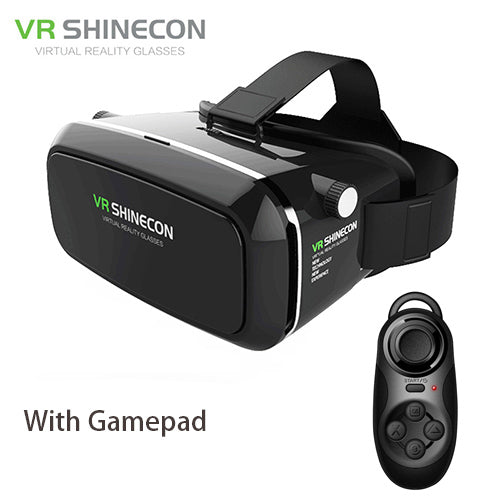 ab0d2c33853 3D VR Head Mount Headset Box for Smartphone 4-6  – VR Headset Box