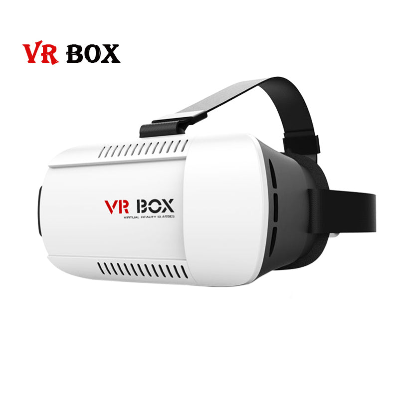 811c48dcd01a VR BOX 3D Glasses Headset Google Cardboard Mobile Phone Virtual Reality  Helmet for 4-8  Phone