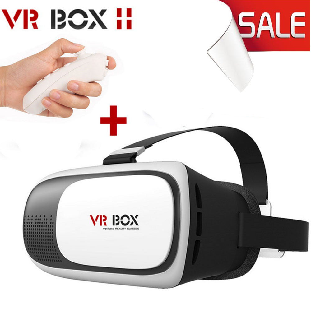 a493596083b3 VR BOX 2.0 II Google 3D Glass Glasses  VR Glasses Virtual Reality Case  Cardboard Headset