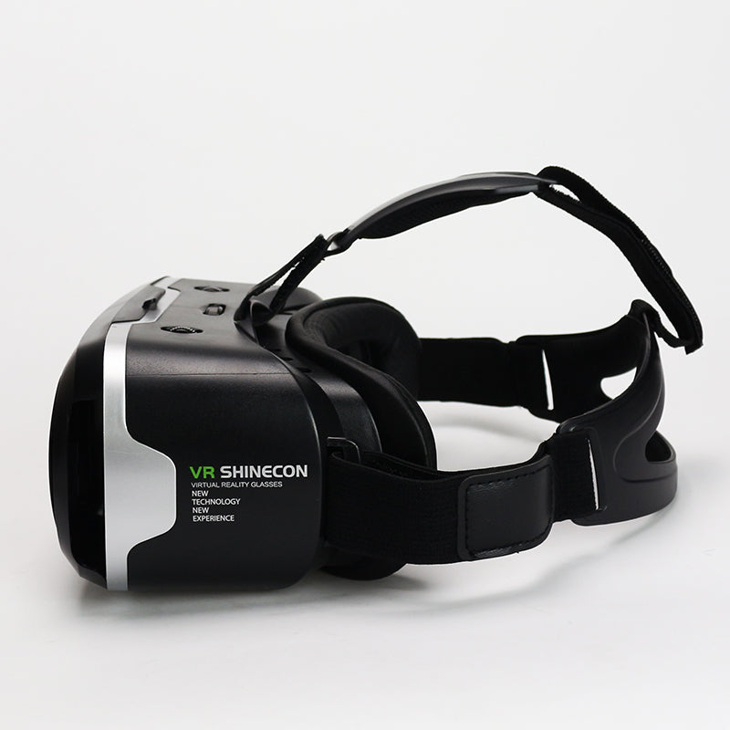 Vr shinecon 20 3d glasses virtual reality smartphone headset google vr shinecon 20 3d glasses virtual reality smartphone headset google cardboard vr box helmet for iphone publicscrutiny Image collections
