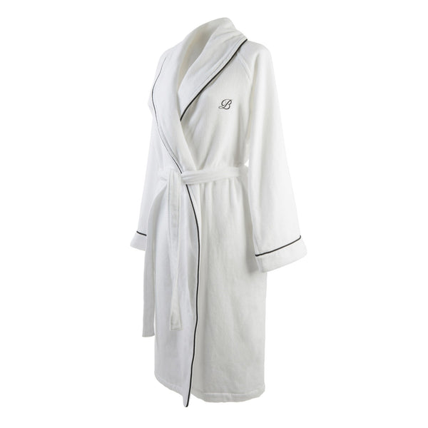 PORTOFINO ROBE, 100% Cotton White