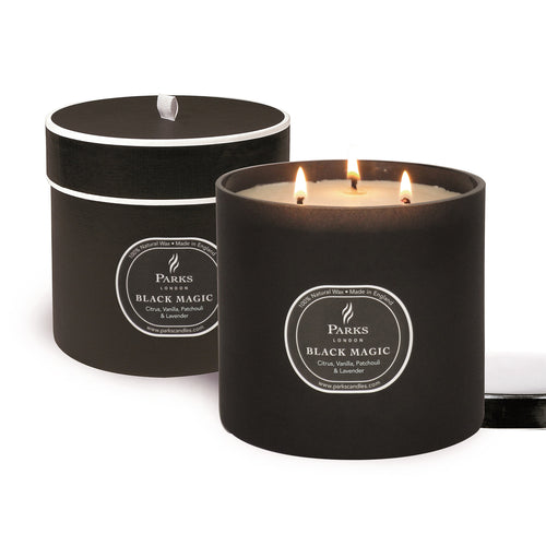 PARKS LONDON 3 WICK CANDLE ORIGINAL