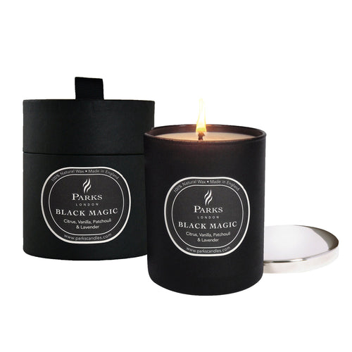 PARKS LONDON ORIGINAL CANDLE - BLACK MAGIC
