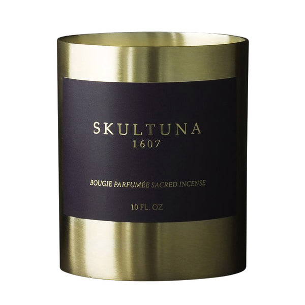 LUXURY SCENTED CANDLE SACRED INCENSE