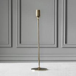 NATTLIGHT CANDLE HOLDER, 36 cm, BRASS