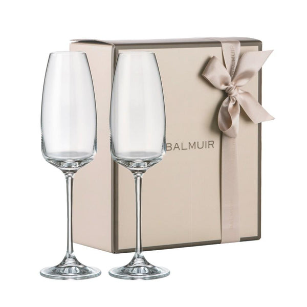 PIEMONTE FLUTE - two glasses in a gift box 290 ml