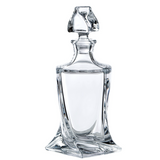 WINSTON DECANTER WHISKEY - 850ml, lead-free crystal