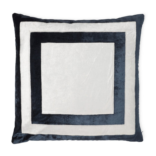 FIRENZE TWILIGHT BLUE PILLOW CASE FOR DECORATIVE PILLOW 50 x 50