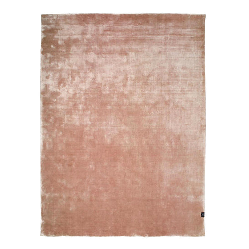 VELVET TENCEL PALE DOGWOOD RUG