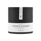 WHITE TEA, COCONUT & PASSION, 100 g