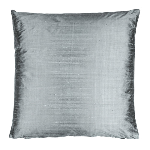 DUPION DECORATIVE PILLOW 50 x 50 cm, DUSTY EMERALD
