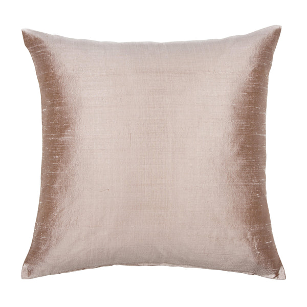 DUPION DECORATIVE PILLOW 50 x 50 cm, NUDE PINK
