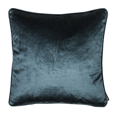 LOVISA DECORATIVE PILLOW 45 x 45 cm, PETROL