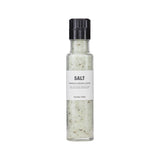 SALT w. PARMESAN CHEESE & BASIL, 320 g