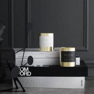 LUXURY SCENTED CANDLE BLACKWOOD
