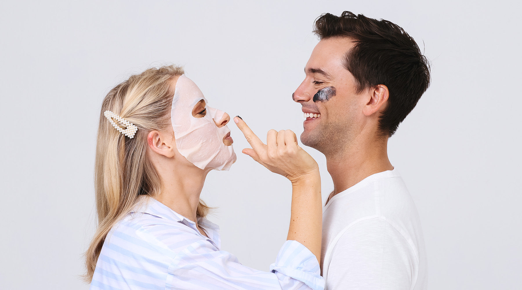 Getting Date Night Ready: His and Her Skin Care Routine