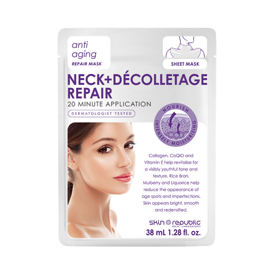 Neck + Décolletage Repair - Skin Republic - South Africa - Shop Online
