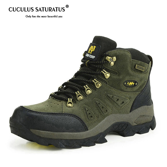 Hiking Non-Slip WaterProof Boots - Wild Canuck™