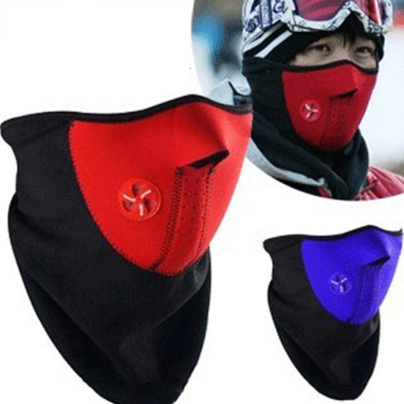 Winter Face Mask with Neck Warmer - Wild Canuck™