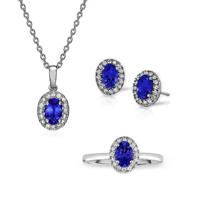 Safi Kilima Tanzanite and Diamond Bundle