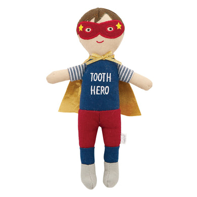 Tooth Hero Fairy Doll