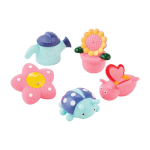 Garden Bath Toy Set